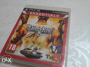 PS3 Saints row 2 062/528-598