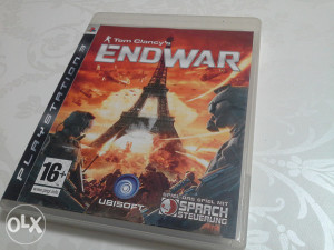 PS3 End War 062/528-598