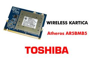Wireless Kartica Atheros AR5BMB5