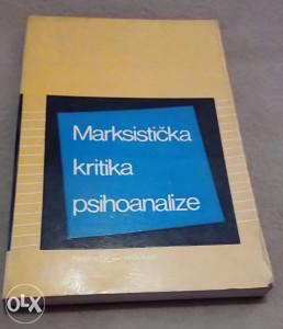 MARKSISTICKA KRITIKA PSIHOANALIZE-KLEMAN,BRINO..
