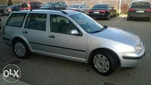 VW GOLF 4 VARIANT 1.9 TDI