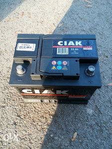 Akumulator CIAK Starter 12 v 55 Ah