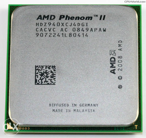 Procesor AMD Phenom II 940 X4 3.0 Ghz Socket AM2+