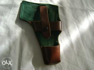 Futrola-nosač za pištolj za kaiš