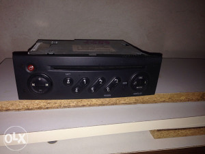 cd radio Renault Megane original!