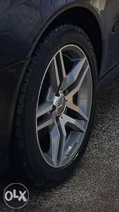 Mercedes AMG felge 17