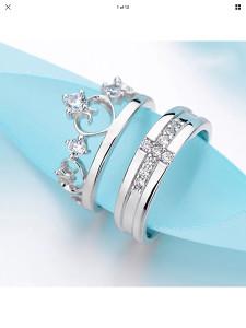 prstenje prsten king queen