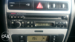 Radio CD SEAT ORGINAL SA CENDZEROM
