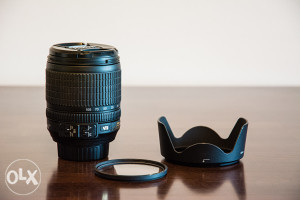 Nikon 18 105 VR