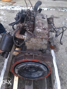 Motor za traktor 539
