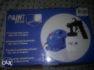 Paint Zoom kompresor za farbanje