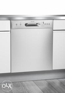 Mašina za suđe Hanseatic A+