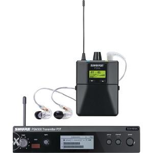Shure PSM300 stereo lični monitoring sistem P3TRA215CL