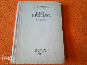 Radomir Konstantinović - Čisti i prljavi