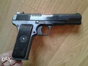 Pistolj TT 7,62x25mm