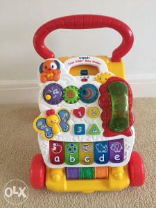 v tech prohodalica igračka
