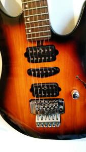 Elektricna gitara Washburn mercury