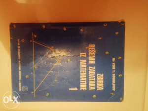 Zbirka iz matematike Vene1