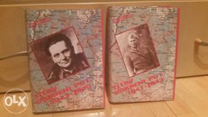 Knjige Titov borbeni put x2