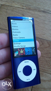 iPod Nano 5th generation 5g 8GB