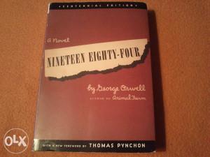 George Orwell - Nineteen eighty - four
