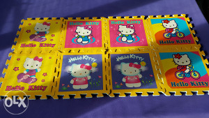 Podne puzzle Hello Kitty