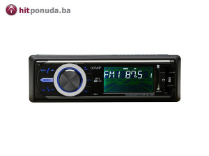 Denver CAU-439BT Auto MP3 Player Bluetooth