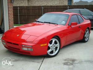 Porsche 924 oldtimer turbo 944 porse original extra