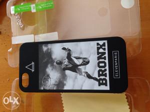 Oklop ElevenParis +2 folije Iphone 5