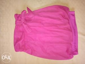 Majica, top, roza, svecana
