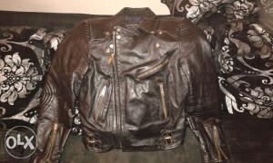 Kozna moto jakna