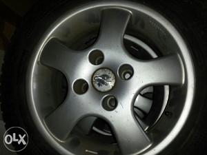 Felge Alu OZ 14', 4 x 108, Peugeot Pežo 206