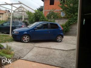 Fiat Punto registrovan godinu dana, bez ulaganja