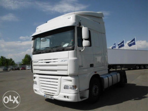 DAF FT XF 105.460 2010god