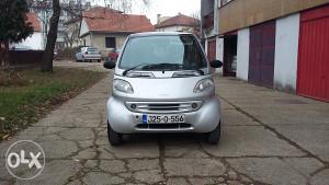 Smart 600 benzin 2001 god klima cjena 3500 km