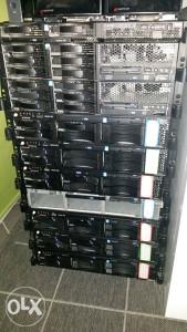 Datacentar / IBM serveri SWISS