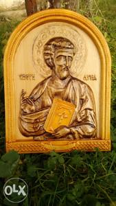 Duborez ikona Sv.Luka