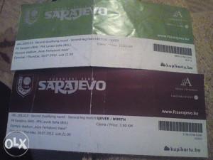 SARAJEVO-LEVSKI 26.7.2012