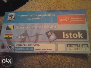 BIH-GANA 3.MART2010