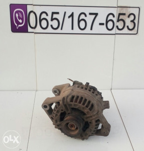 alternator Opel Astra G/combo 1.4/1.6/1.8/2.0
