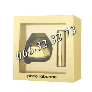 Paco Rabanne Lady Million 50ml EDP + 10ml EDP Ž 50 ml