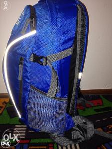 Sportski biciklisticki ruksak 18 L - Plavi
