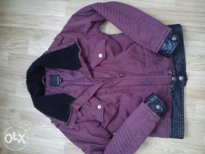 Zenska zimska jakna Amisu