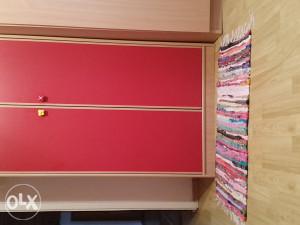 Ormar za dječiju sobu 3 dijela extra stanje