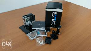 GoPro Hero4 Silver Adventure Kameraa