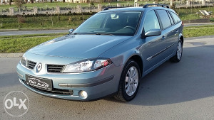 Renault Laguna 1.9 dci-2006 god. TOP AUTO