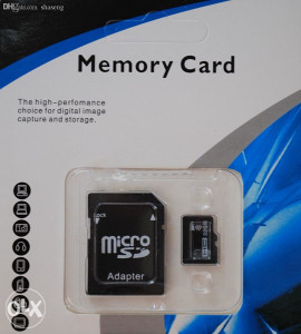 Micro SD kartica 32 GB + adapter