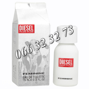 Diesel Plus Plus 75ml  ... Ž 50 ml