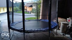 trampolin sa mrezom