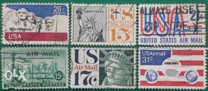 USA - Poštanske marke - 2733